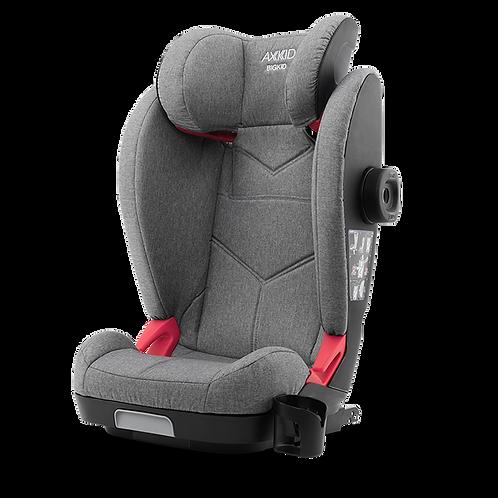 Axkid Big Kid Isofix Car Seat Grey