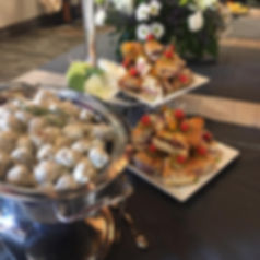 Noble Chefs private dining catering