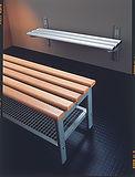 Locker Room Benches