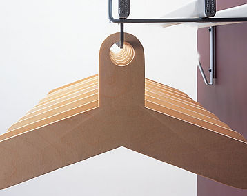 Hangers, Coat Hanging systems