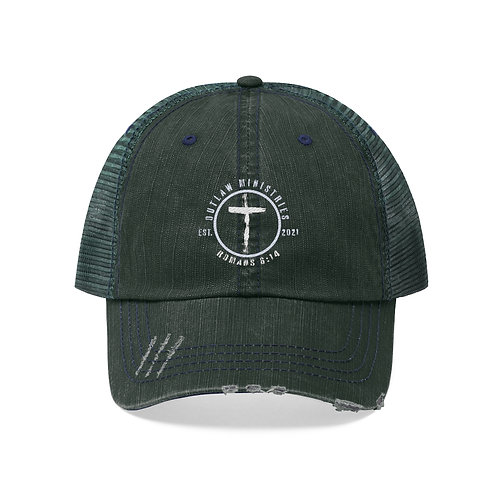 Outlaw Trucker Hat
