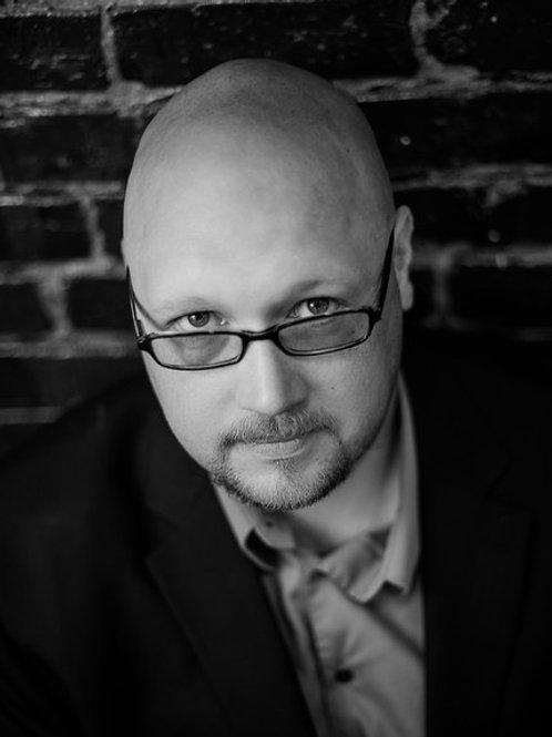 Stephen J. Semones *Signed Author Photo*