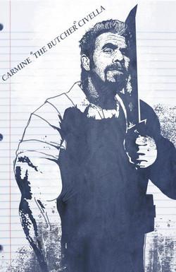 """Carmine """"The Butcher"""" Civella"""