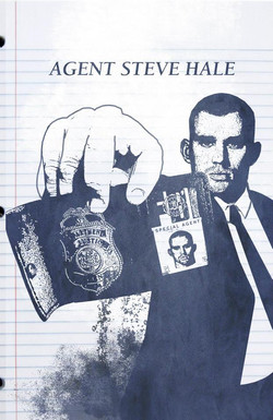 Agent Steve Hale