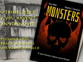 MONSTERS is Coming!