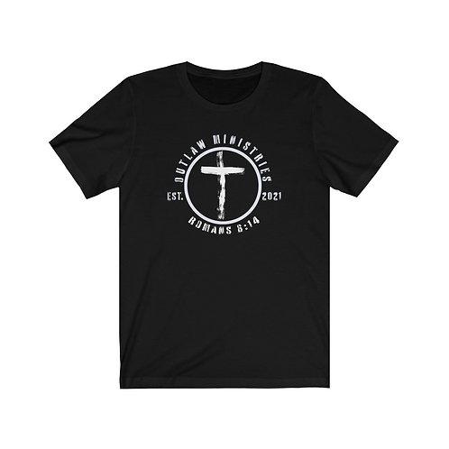 Outlaw Biker Logo Shirt