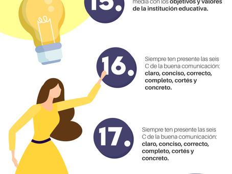 20/20 Consejos de un comunicador para instituciones educativas (parte dos)