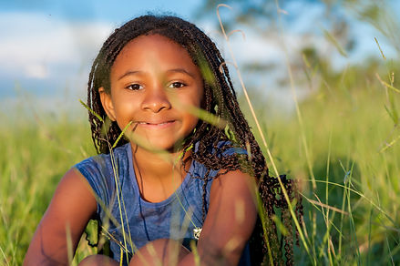 portrait-of-a-african-girl-looking-at-th