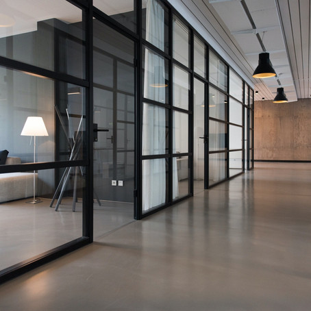 From 'officles' to giant sneeze guards: How COVID-19 will change your open office