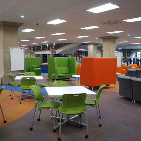 Nuevas tendencias para el diseño de espacios educativos