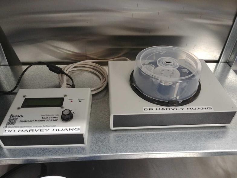 Smart Spin-coater