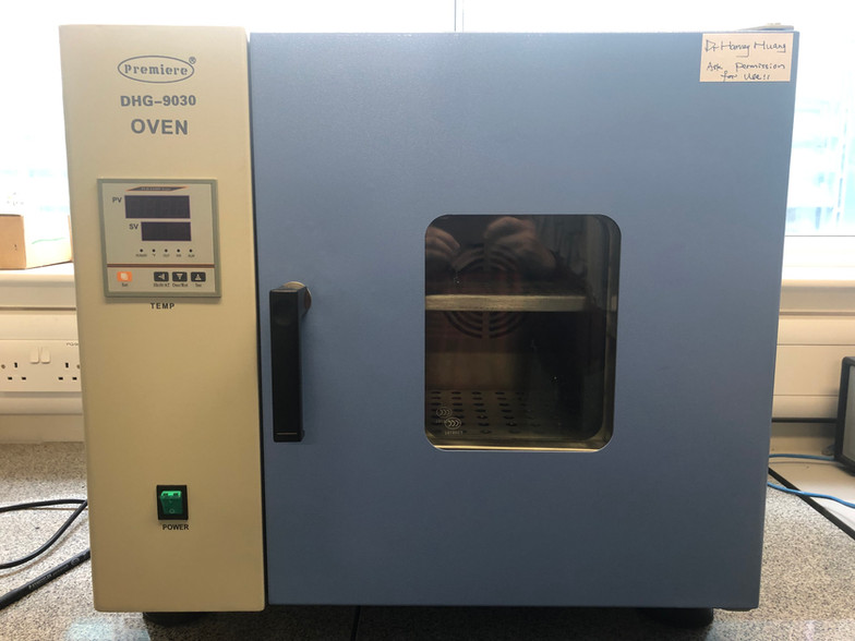 High-temperature Fan Assisted Oven