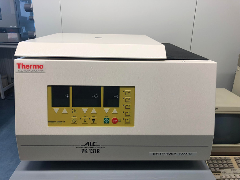 Thermo Electron / ALC PK131R Refridgerated Benchtop Centrifuge