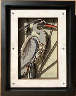 Blue Heron $175