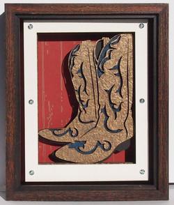 Cowboy Boots  $115