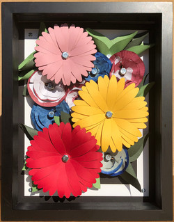Paper Flowers  $125