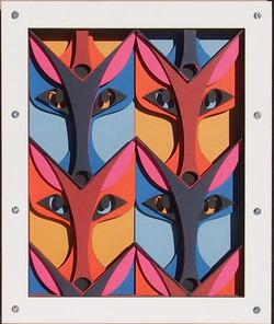 Foxes(12_x16_)Favorit