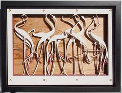 Dancing Cranes  $210