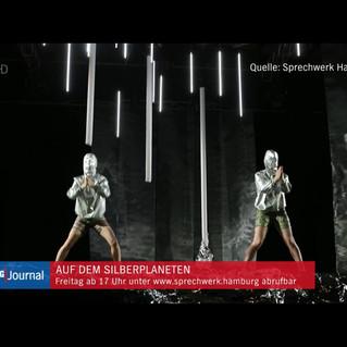 """""""Auf dem Silberplanet"""" NDR Hamburg Journal"""