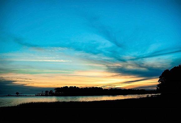 Gulf Coast Sunset