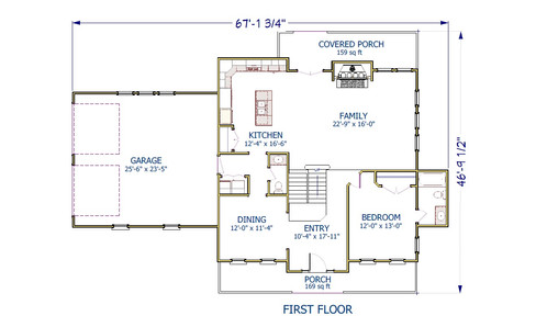 High Quality Beautiful Southern House Plan With Details That Make It A Sight For Sore  Eyes. This Custom 2 Story House Comes With 3 Bedrooms, 4 Baths And Features  2179sq. ...