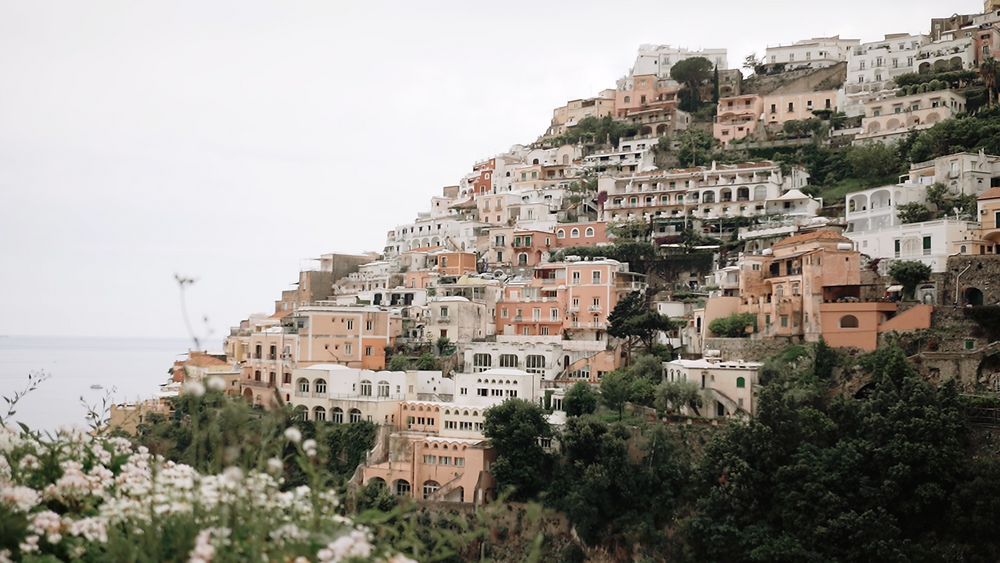 Wedding Videographer Positano