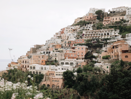 Intimate Elopement in Italy