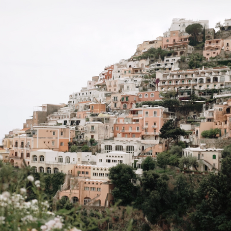 Hotel Marincanto Wedding Videographer - Elopement in Positano