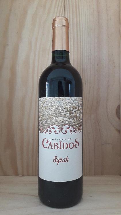 CABIDOS - Cuvée Syrah
