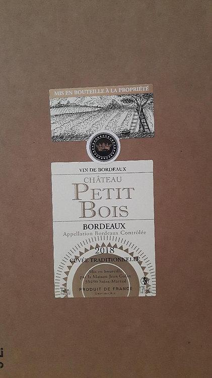 BIB PETIT BOIS - Bordeaux AOC 5 litres