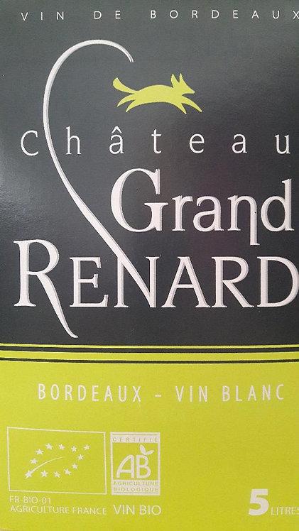 BIB GRAND RENARD SEC - Bordeaux AOC