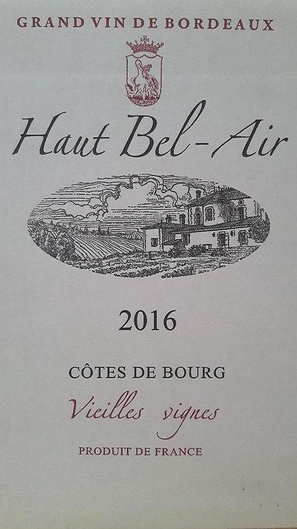 BIB BEL AIR rouge - Côtes de bourg AOC 5 litres