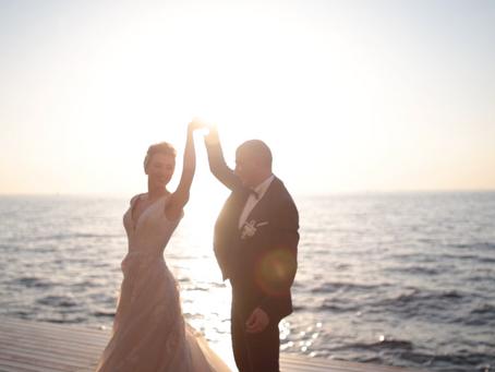 Parco dei Principi Wedding Videographer. A Destination Wedding in Sorrento - Italy