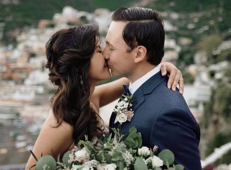 Intimate Wedding in Positano.