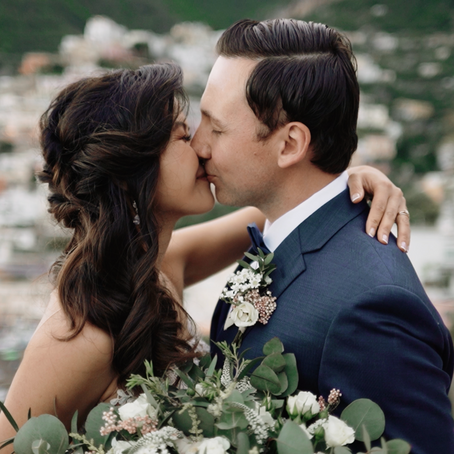 Positano Wedding Videographer. Hotel Marincanto, Intimate Wedding in Positano.