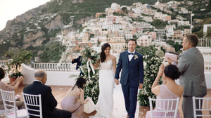 Wedding Ceremony Videographer Positano