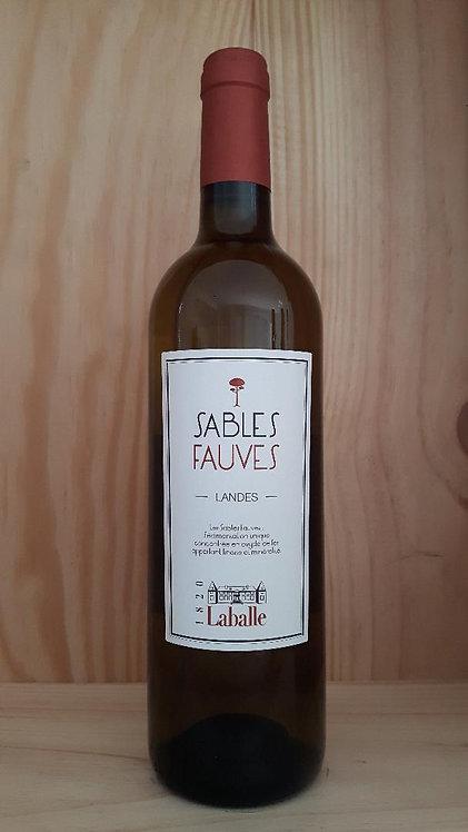 SABLES FAUVES sec - IGP Landes