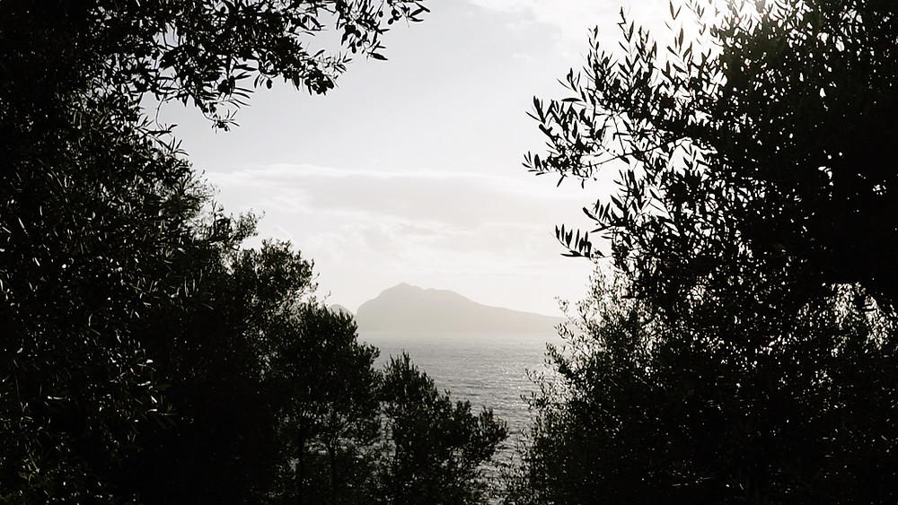 Destination Wedding videographer in Capri