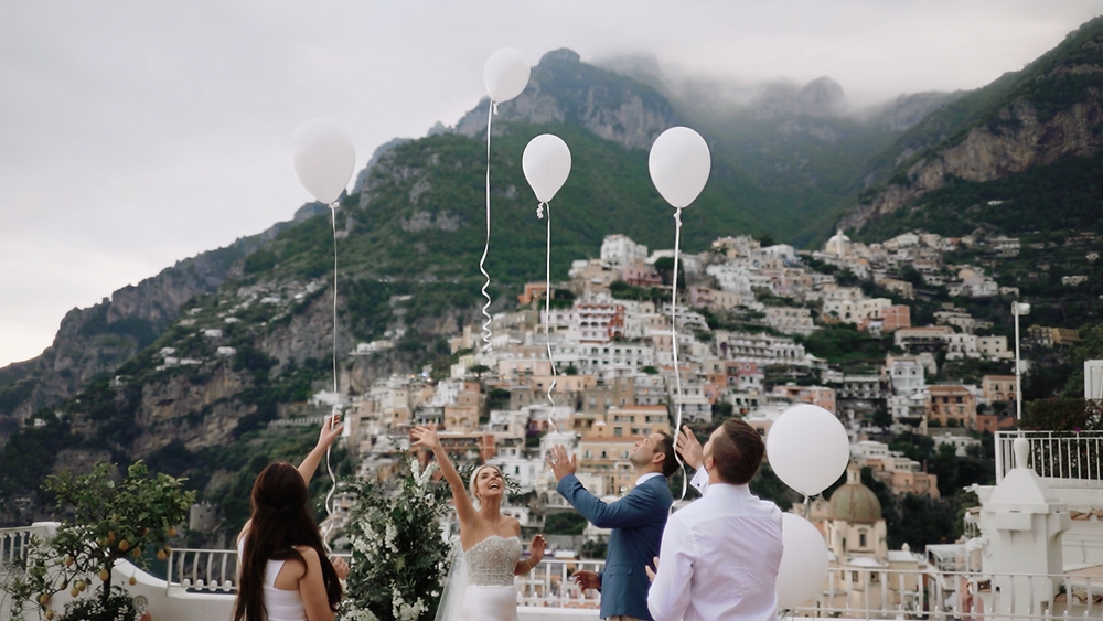 Wedding Ceremony Positano