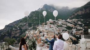 Wedding Ceremony Positano