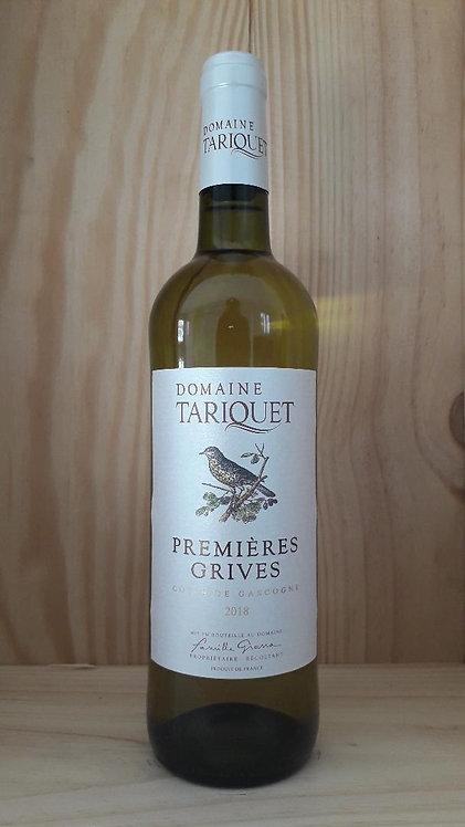 1ères GRIVES de Tariquet  - Côtes de Gascogne