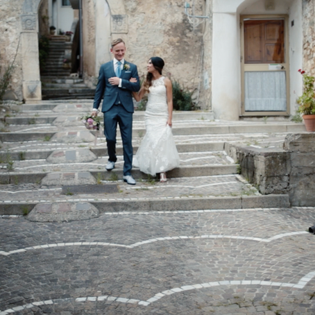 Domus Laeta Wedding Videographer An Amazing Destination Wedding in Giungano, Italy.