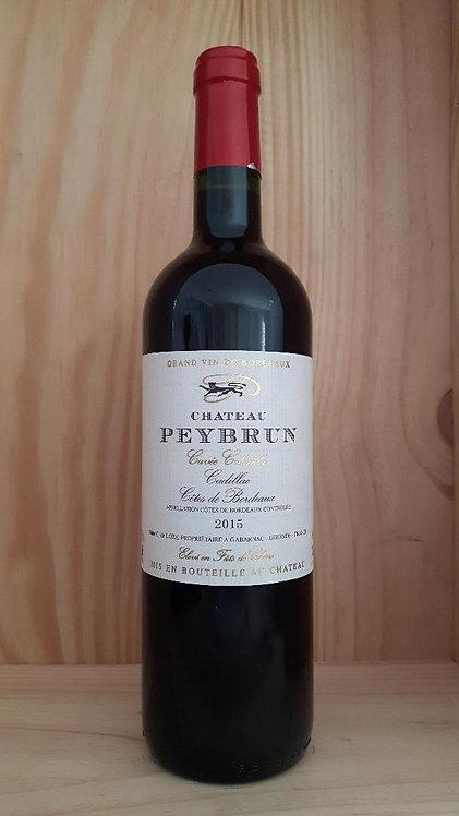 COLOMBE de Peybrun 2015 - Côtes de Bordeaux