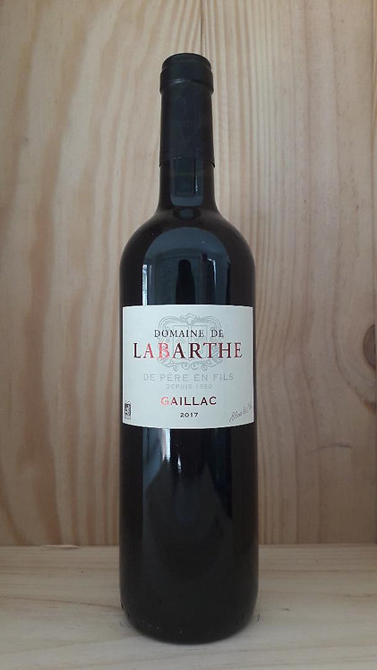 LABARTHE tradition 2017 Gaillac