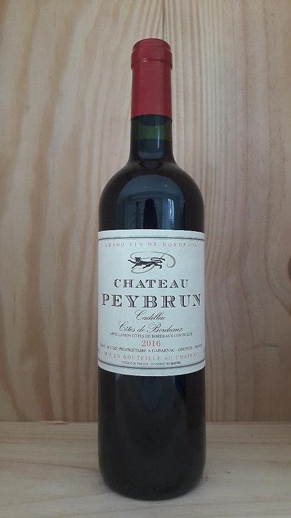 PEYBRUN tradition 2016 Côtes de Bordeaux