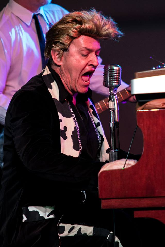 Brent Freeman as Jerry Lee Lewis