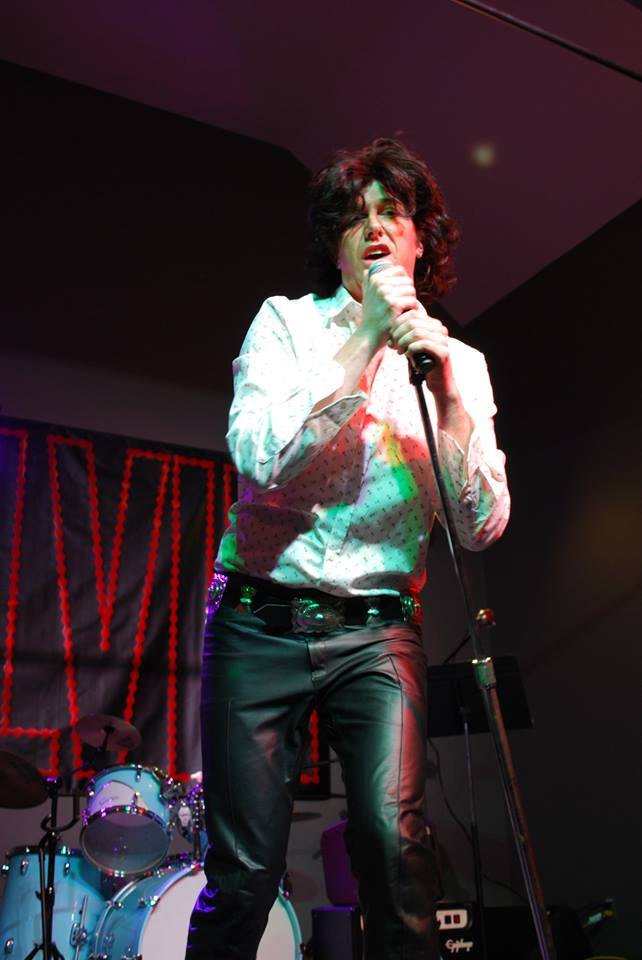 Matt Cage as Jim Morrison
