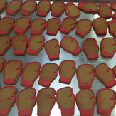 Boxing Glove Cookie