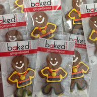 Ironman Volunteer Gingerbred Cookie