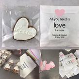 Heart Wedding Favours